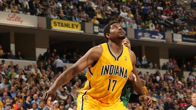Bynum's return helps Pacers get past Celtics 94-83