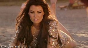 TOWIE's Jessica Wright Parties In Marbs In 'Dance All Night' Video