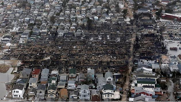 Sandy Recovery Could Be Most Expensive in U.S. History
