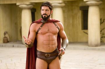 Sean Maguire in 20th Century Fox's Meet the Spartans