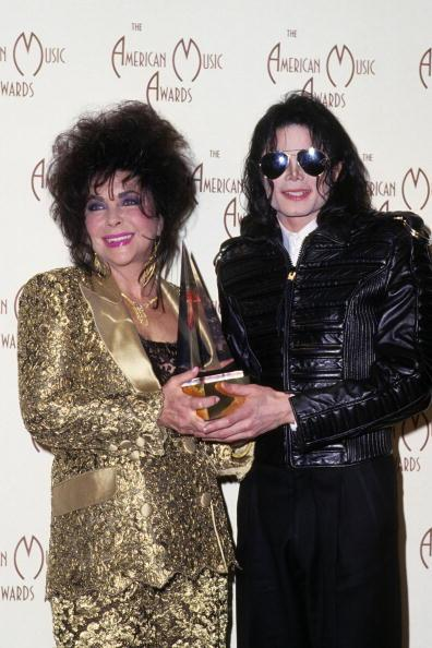 Elizabeth Taylor and the Prince of Pop
