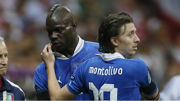 Unfancied Italy and Balotelli dreaming of title