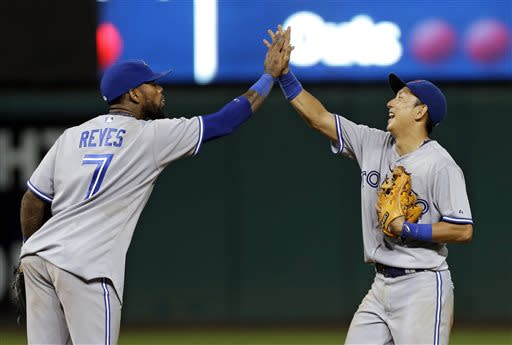 Kawasaki's big hit in 9th gives Toronto 5-4 win