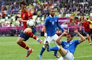 Silva: Euro 2012 final is win or bust