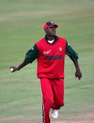A half-century from Vusi Sibanda helped Zimbabwe to their second win of the series