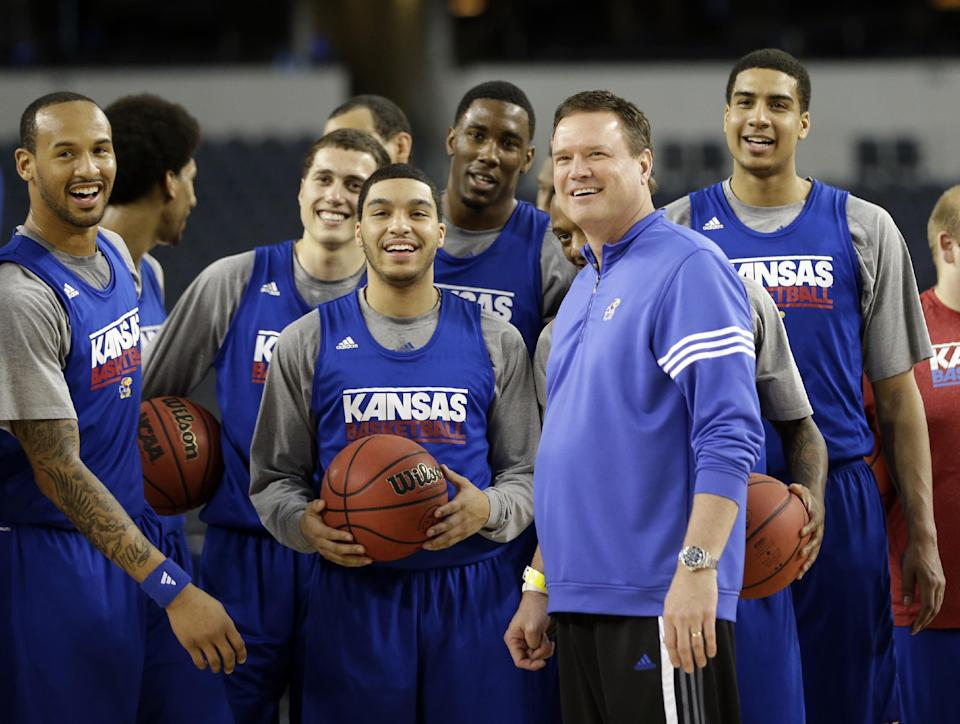 Jayhawks ready to get early start on new season