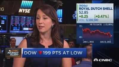 Check out this stock on oil bounce: Expert