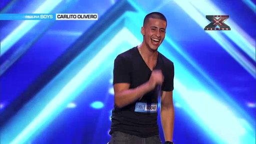Meet the Final 12: Carlito Olivero