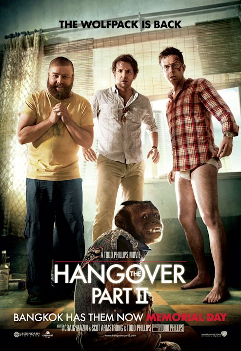 The Hangover Part II Production Stills Warner Bros. 2011