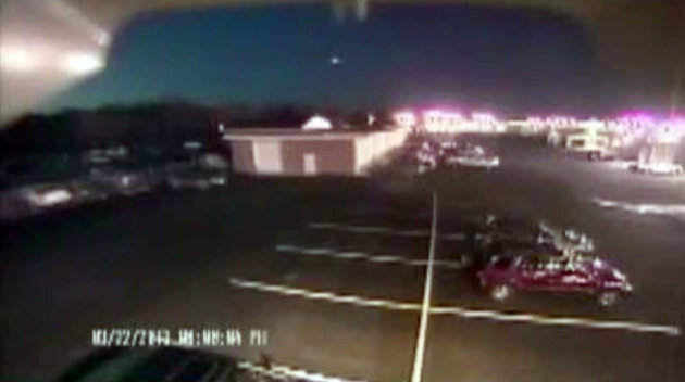 Meteor lights up night sky over eastern United States 3c619dbae6f1ed092c0f6a706700f143