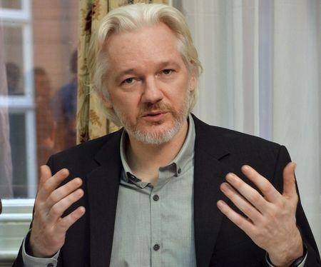 WikiLeaks' Assange 'arbitrarily detained' in embassy, U.N. panel to say