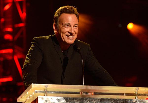 MusiCares Honors Bruce Springsteen as Person of the Year