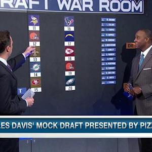 Charles Davis' 2015 Mock Draft: Picks 11-20