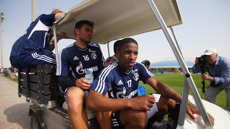Schalke 04 - Doha Training Camp Day 5