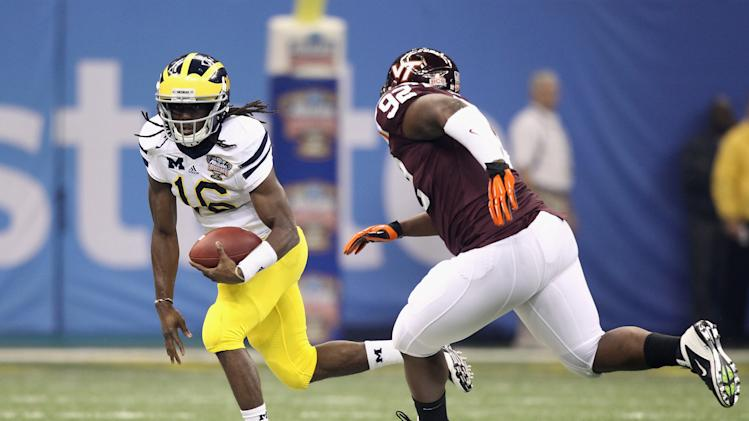 Allstate Sugar Bowl - Michigan v Virginia Tech