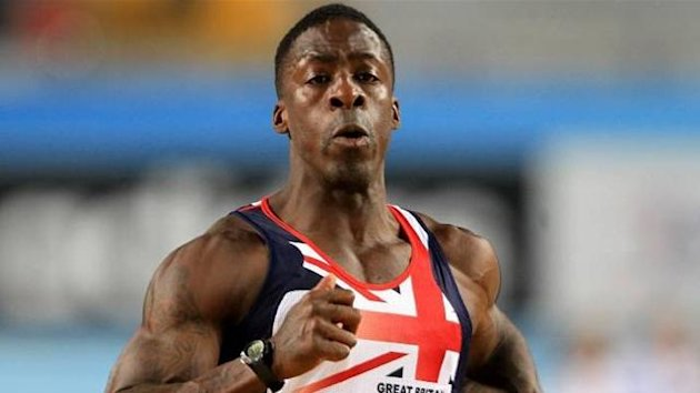 Great Britain's Dwain Chambers
