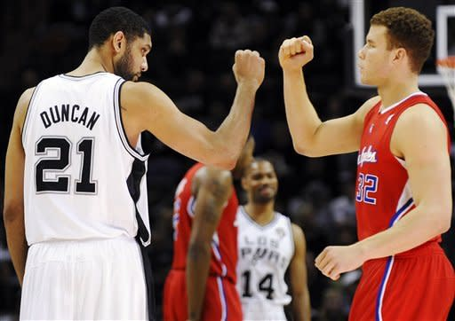 Paul, Williams put Clippers past Parker-less Spurs