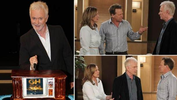 Anthony Geary of 'General Hospital' -- ABC