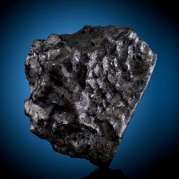 Market for Martian Meteorites Heats Up