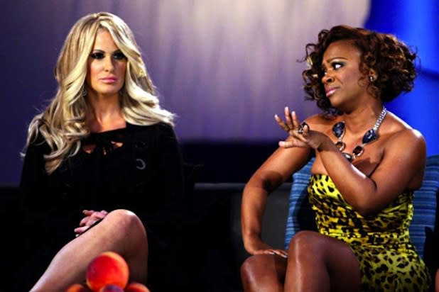 'Real Housewives' Kim Zolciak Claims Victory Over Kandi Burruss' 'Tardy to the Party' Lawsuit