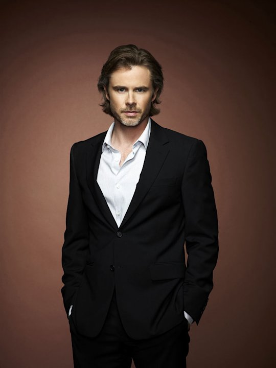"Sam Trammell stars as Sam Merlotte in ""True Blood."""