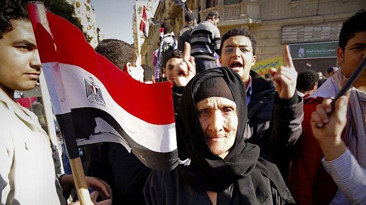 """In Tahrir Square: 18 Days of Egypt's Unfinished Revolution"""