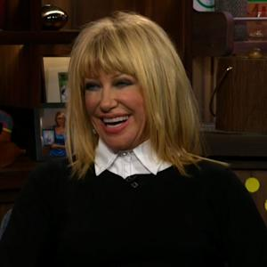 Suzanne Somers Confirms Barry Manilow's Wedding