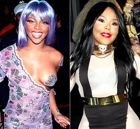 Lil Kim&#39;s Face Looks Unrecognizable During Appearance in West Hollywood: Picture