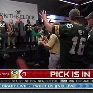 Green Bay Packers pick linebacker Jake Ryan No. 129 in 2015 NFL Draft