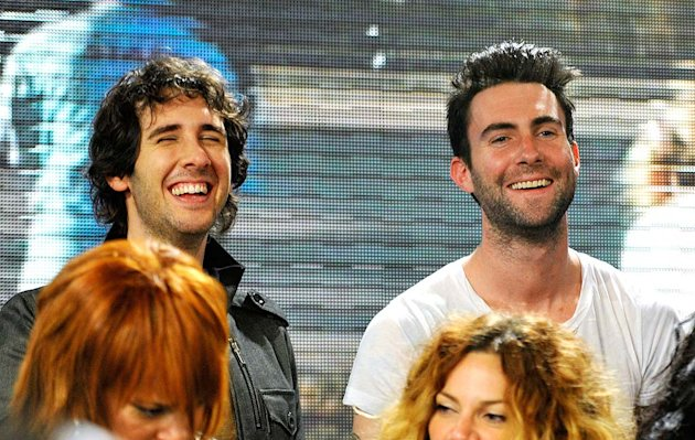 Groban Levine We Are The World