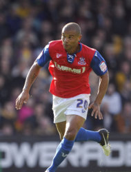 Deon Burton was on target for Gillingham