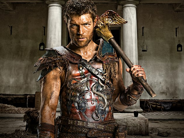 Spartacus: War of the Damned …