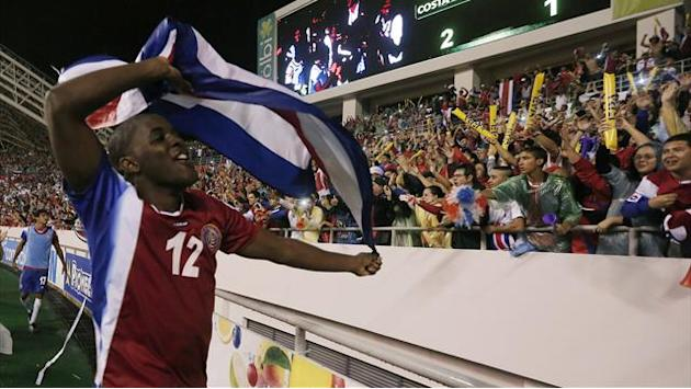 World Cup - Country profile: Costa Rica