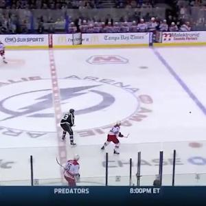 Carolina Hurricanes at Tampa Bay Lightning - 12/27/2014