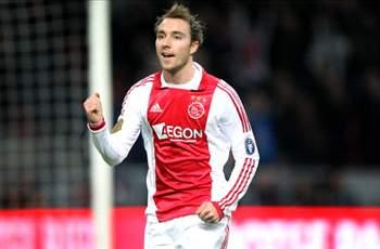 Eriksen flattered by Dortmund interest