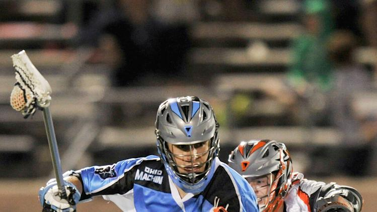 Denver Outlaws v Ohio Machine