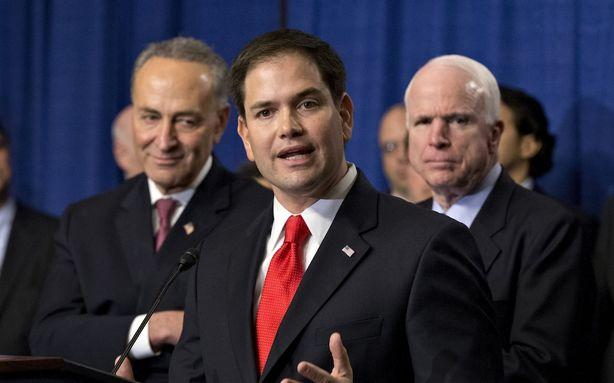 Marco Rubio Won't Please Everyone, and Not Everyone in the GOP Is Very Pleased