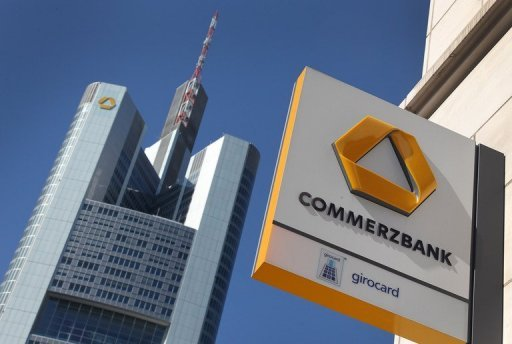 Commerzbank, Germany's second-biggest bank, said that it and Royal Bank of Scotland and South Africa's Standard Bank, plan to take Dubai to court over unpaid loans
