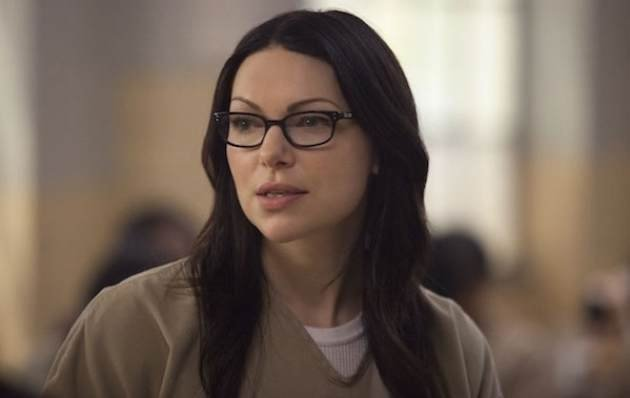Laura Prepon as Alex Vause on Orange Is the New Black -- Netflix