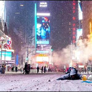 Blizzard 2015 Takes Social Media By Storm