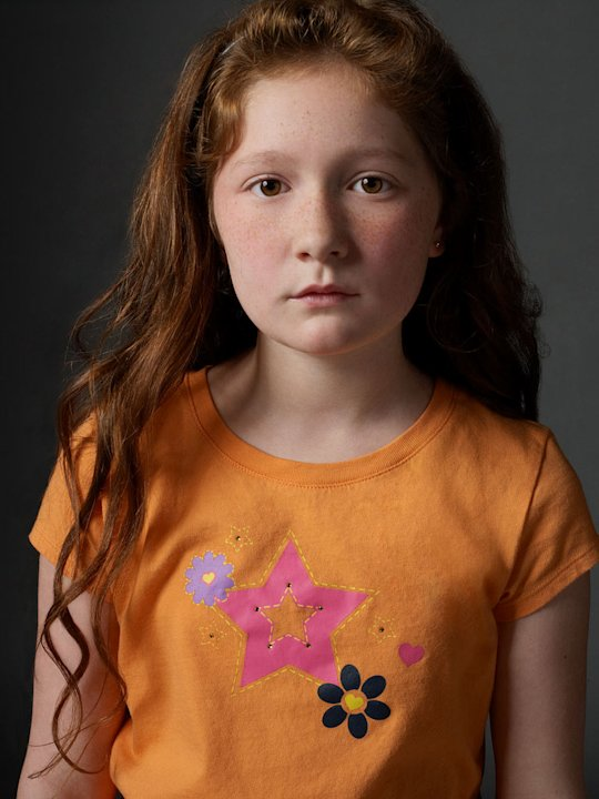 "Emma Kenney stars as Debbie Gallagher in ""Shameless."""