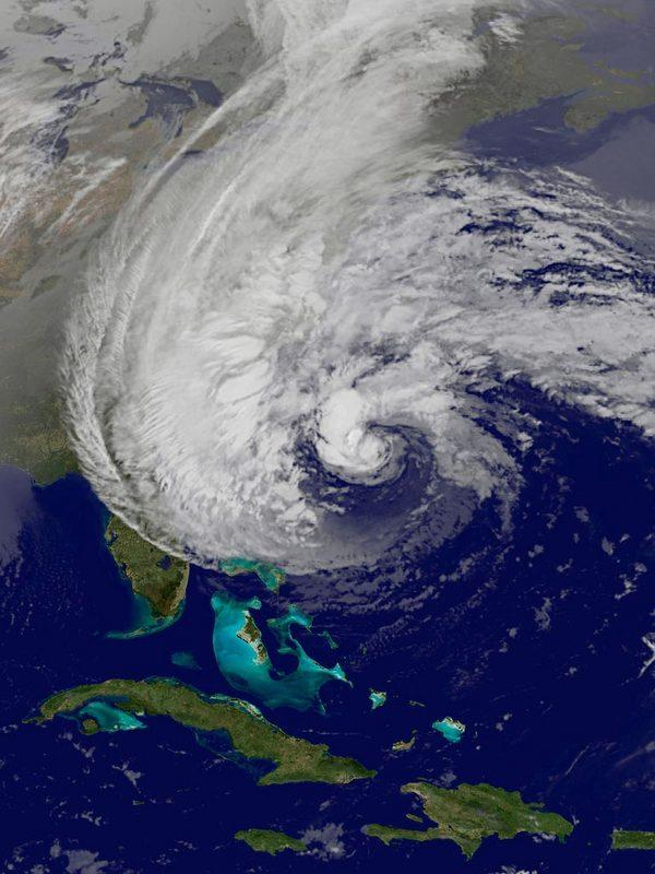 4 Things You Need to Know About Hurricane Sandy