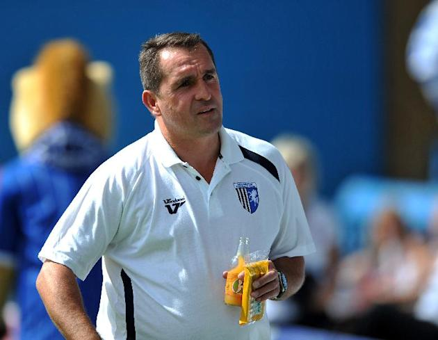Martin Allen was a proud man after watching Gillingham beat Southend