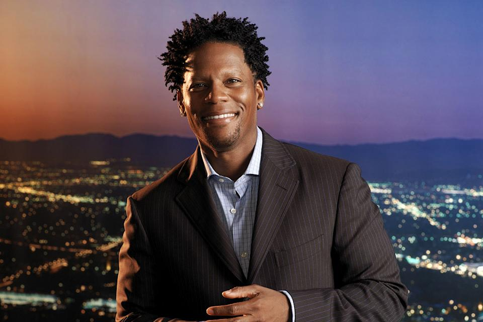 D.L. Hughley stars as Simon Stiles in Studio 60 on the Sunset Strip on NBC.