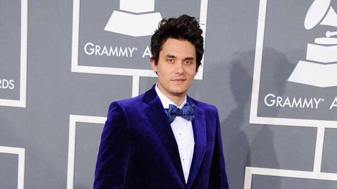 The 55th Annual GRAMMY Awards - Arrivals: John Mayer