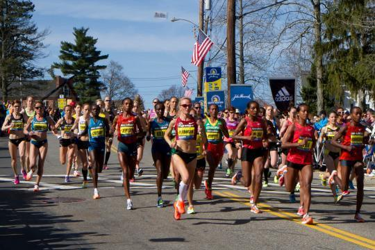 How to See the Boston Marathon Like a Pro, From a Concierge