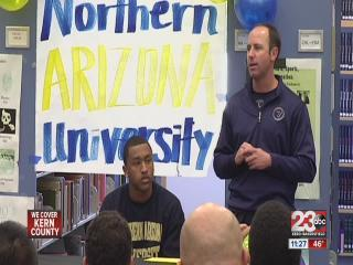 Local athletes sign up on National Signing Day