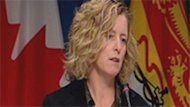 N.B. chief medical officer of health Dr. Eilish Cleary.