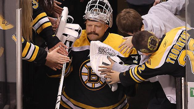 Tim Thomas exploring NHL return as free agent; Flyers likely destination?