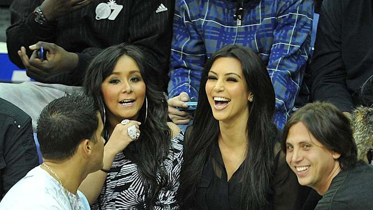Snooki Kardashian Nets Game